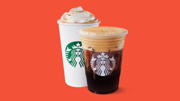 starbucks autumn drinks dapulse quiz