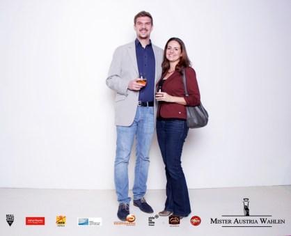 Marco Riederer und Nicole Fischer
