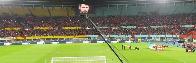 Die türkische Hymne
