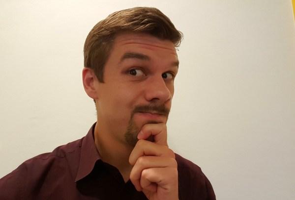 Marco Riederer nachdenkliches Profilbild