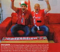Mai 2016, Weekend-Magazin