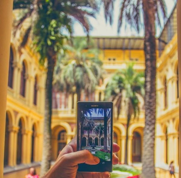Smartphone_Hotelfoto