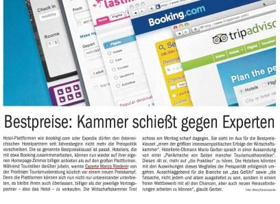 03.01.2017, Tiroler Tageszeitung
