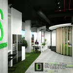 Văn phòng Green Shirts – 293 Điện Biên Phủ, Phường 15, Bình Thạnh, TP.HCM