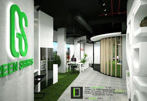 văn phòng Green Shirts, Điện Biên Phủ, Bình Thạnh