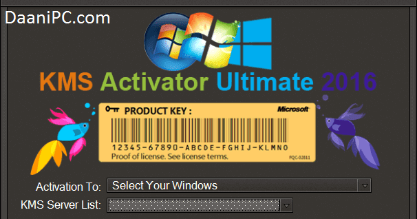 KMS Activator Ultimate 2016 Crack With License Key 2021 Free
