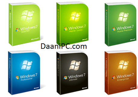 Window 7 Activation Crack With Lifetime Key Free Download