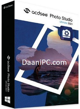 ACDSee Photo Studio 2021[ Latest]  Crack With License Key Free Download