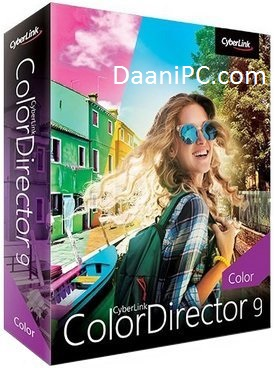 CyberLink ColorDirector Ultra 9 With Crack Free Download