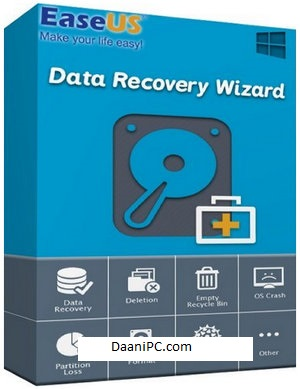 EaseUS Data Recovery Wizard Technician Crack With Keygen Free Download
