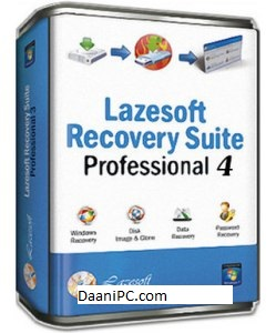 Lazesoft Recovery Suite Professional [V4.5.1] Edition Keygen Latest Full Free Download