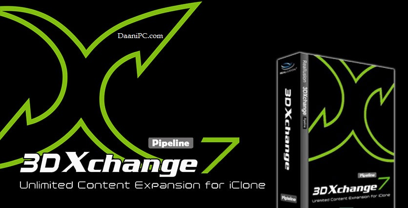 3Dxchange [2021] Crack With License Key Free Download
