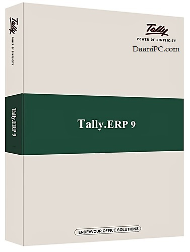 Tally ERP 9 With Crack Free Download