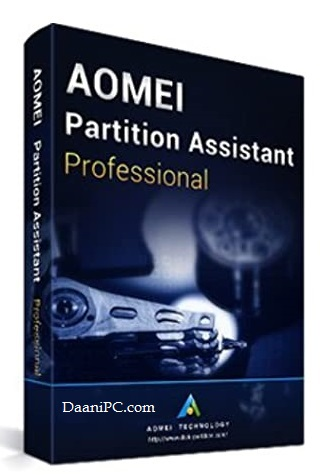 AOMEI Partition Assistant [V8.10] Crack With License Key [LATEST]