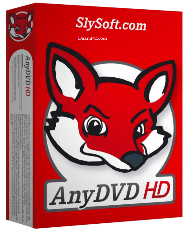 RedFox AnyDVD HD [v8.2.5.0] Crack With Portable Free Download