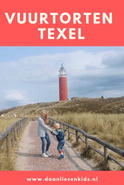 Vuurtorten texel beklimmen met gezin - dagje uit - mamablog - mama blog