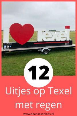12 uitjes op Texel met regen - tips van een eilander - mamablogger x