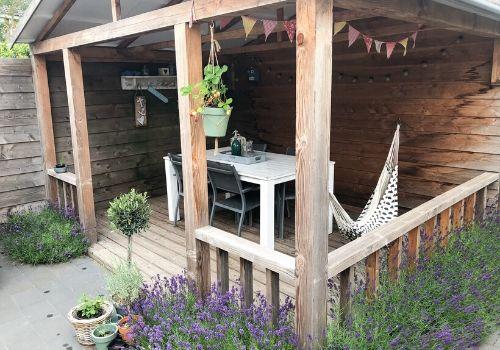 tuin achtertuin stadstuin veranda