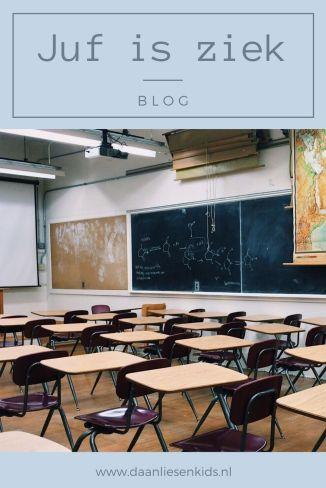 juf is ziek, dus kind kan niet naar school - verplicht een dag vrij - mama blog - www.daanliesenkids.nl-2