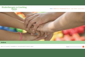 Kindertherapie-Haren-website