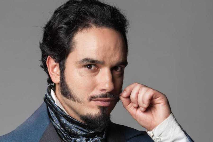 Léo Rosa em escrava mãe novela da Record TV-compressed