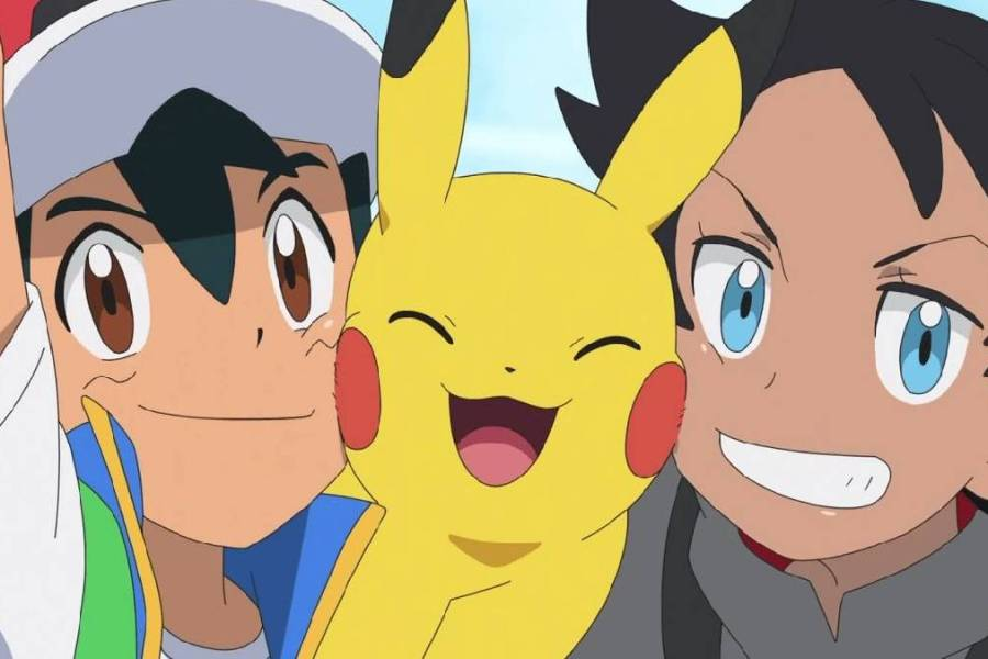 Pokémon - Jornadas estreia na próxima segunda (21) na Cartoon Nework Brasil
