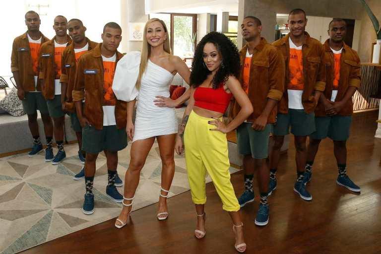 Sabrina Sato comanda Game dos Clones reality show de namora da Record e Amazon Prime Video estreia de Game Dos Clones tem boa audiência-compressed