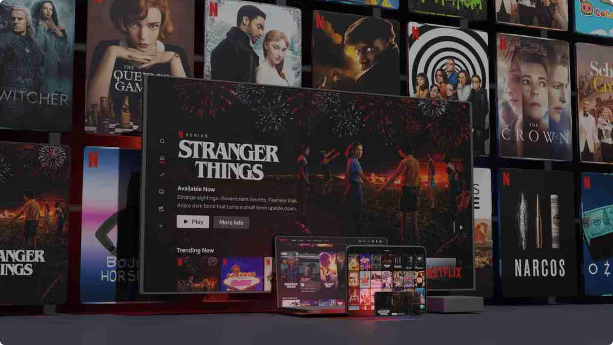 Netflix aumenta