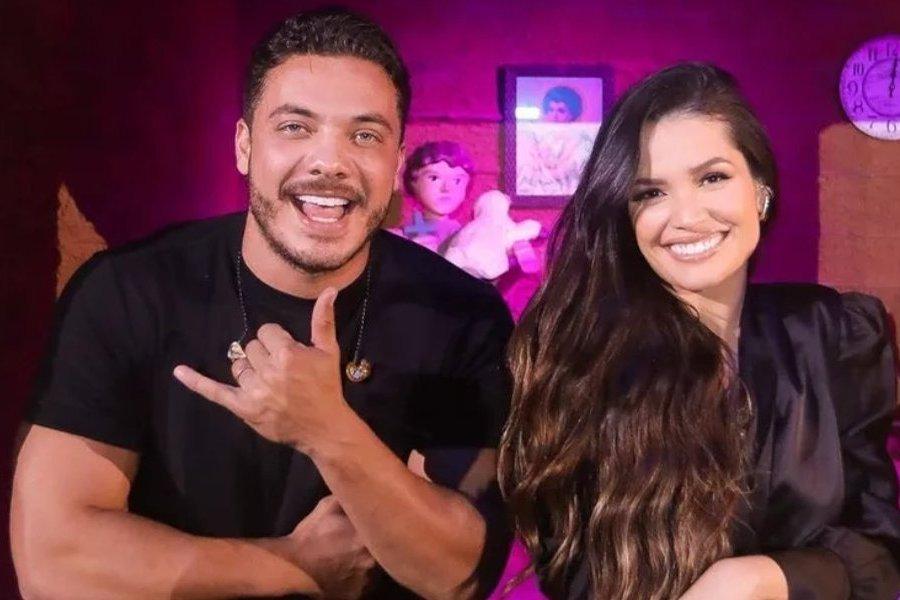 Wesley Safadão e Juliette