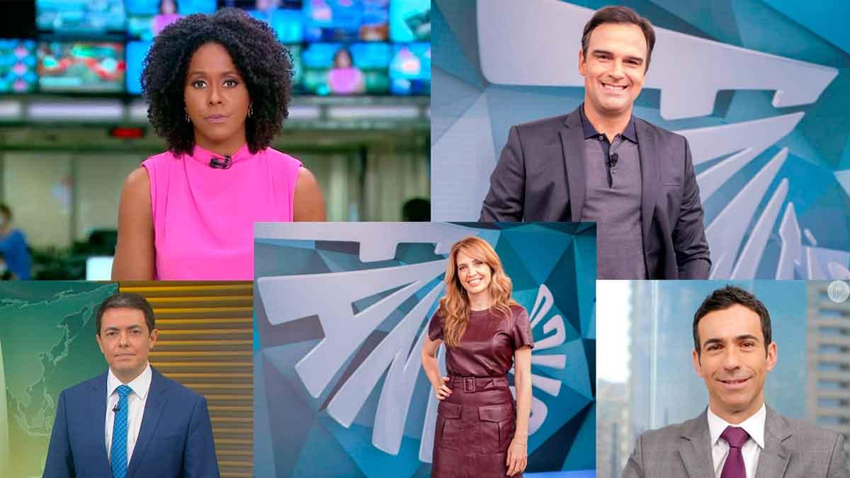 Mudanças no Fantástico gera dança das cadeiras na Globo