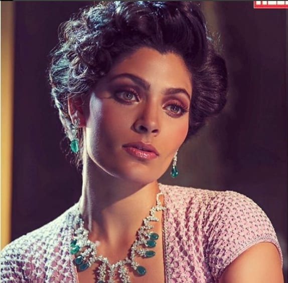 Saiyami Kher Design Dress by Dabiri