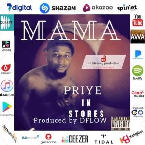Mama Promo Cover