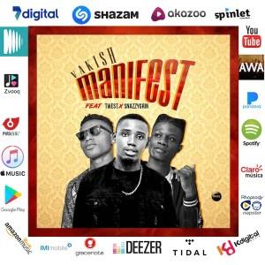 Manifest Promo Cover