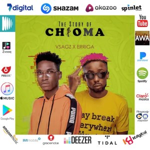 The Story Of Chioma Promo Cover