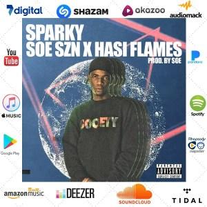Sparky - Hasi flames