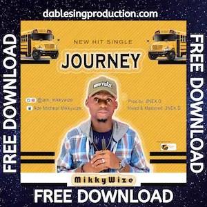 Journey promo cover copy