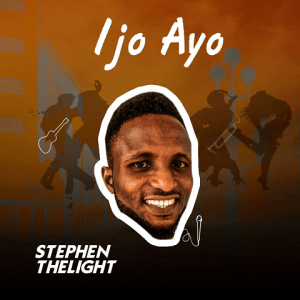 Ijo Ayo - Stephen Thelight 480