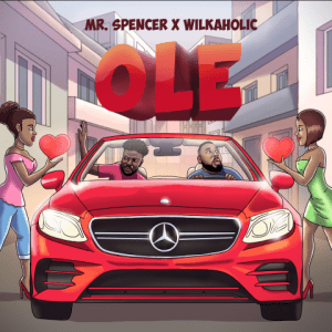 Ole by Mr. Spencer featuring Wilkaholic