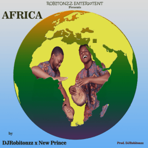 Africa - Djrobitonzz featuring New Prince