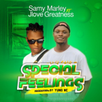 Special Feelings - Samy Marley Featuring Jlove Greatness