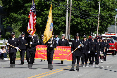 Photos of the Greenwich Twp, NJ Memorial Day 2013 Parade.