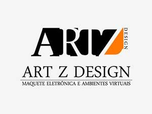 ArtZ Design Maquete Eletrônica - Portfolio Dabs Design