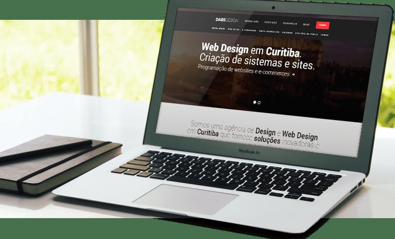 Web Design e E-commerce em Curitiba