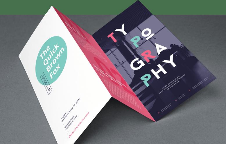 folder e flyer curitiba Design de Folders em Curitiba