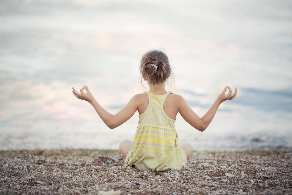 Livros de Yoga e Mindfullness para crianças
