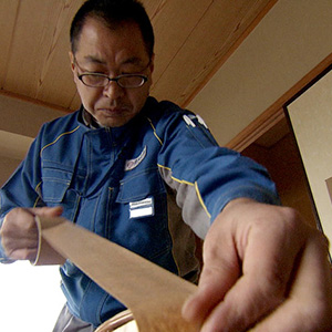 """DACAPO records VO for """"The Professionals: A Life in Each Encounter, Home-mover Hideo Ito"""", a Japanese documentary"""
