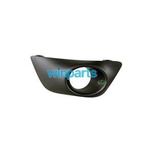 Ventilatiegrille, bumper 7230362