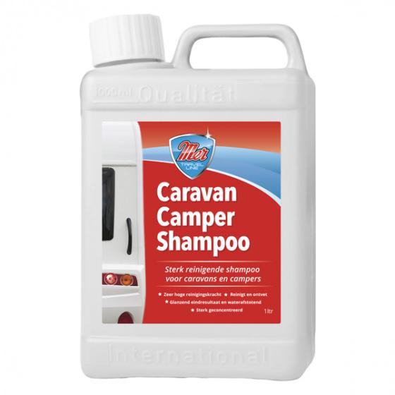 Mer camper en caravanshampoo Travel Line 1 liter wit