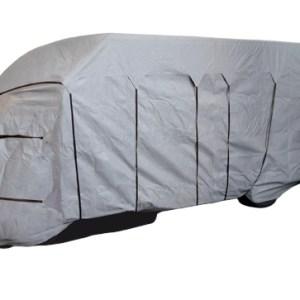 Eurotrail beschermhoes camper 550 x 240 x 270 cm SFS grijs