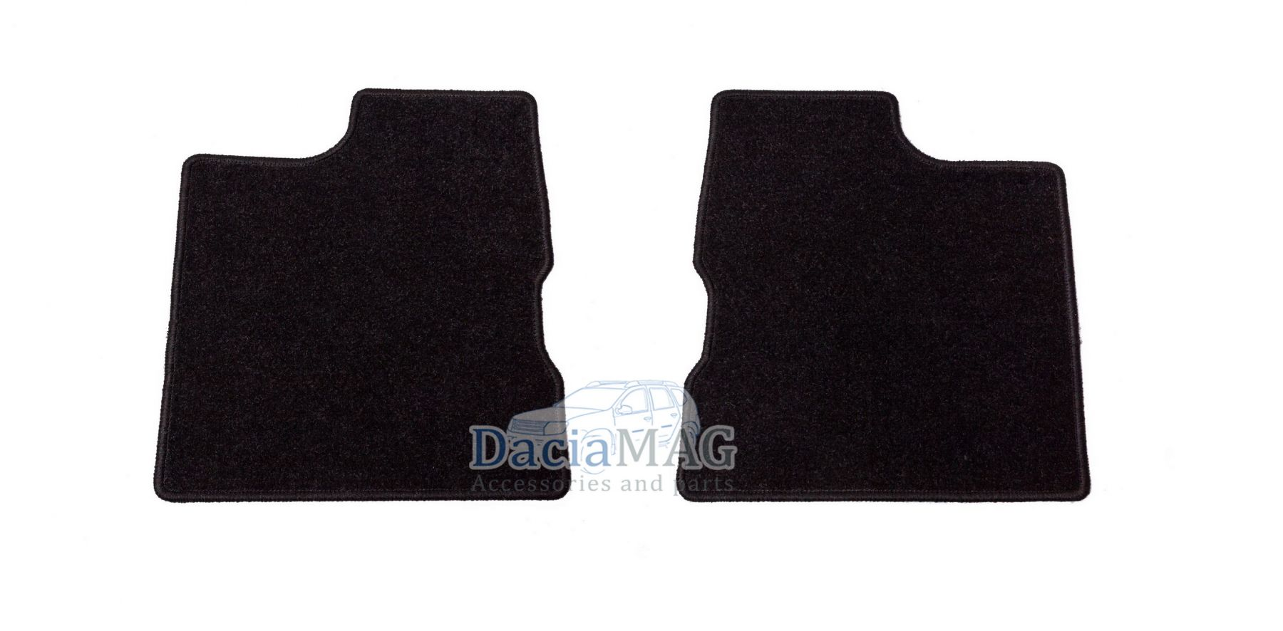 duster ii 2018 2021 tapis textiles de sol confort dacia original